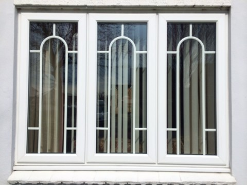 Replacement window from Jones uPVC